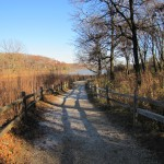 Runner up: Nature trail, Little Red Schoolhouse Nature Center near Palos Hills, Mary White