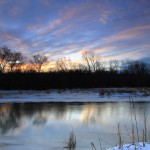 First Place – Spring Creek Nature Preserve by Bob Callebert of Des Plaines