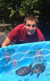 Kacper Mierzejewski Chicago Conservation Leadership Corps Crabtree Crew member spotlight