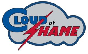Cloud of Shame logo